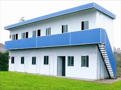 山西钢结构的住宅应用