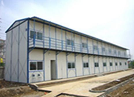 双层彩钢活动房